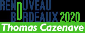Renouveau Bordeaux avec Thomas Cazenave Logo