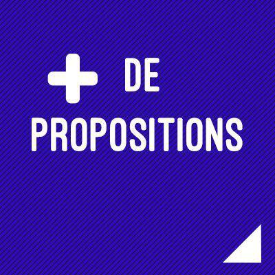 Thomas Cazenave : Plus de propositions